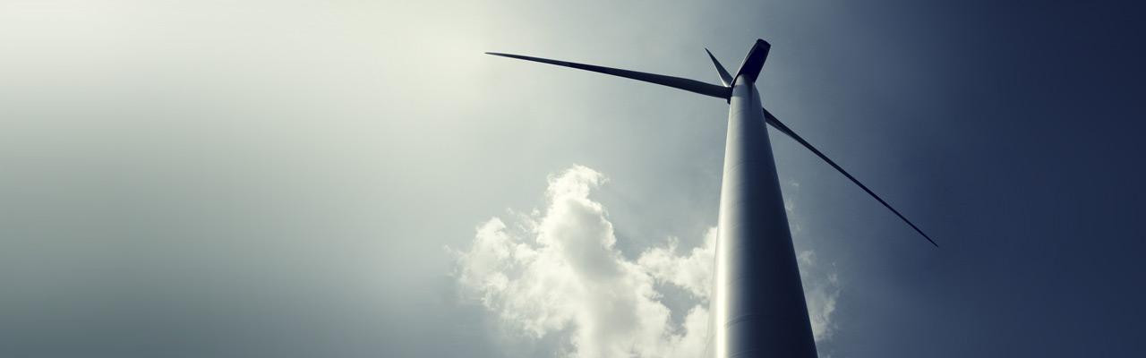 Windkraft - Investition in die Energiewende